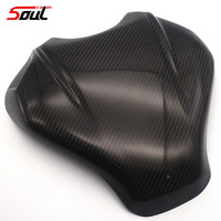 Motorcycle Real Carbon Fiber Tank Pad Sticker Tank Protect Cover Guard Fits For CB650R NEO SPORTS CAFE CBR650R 2019 2020