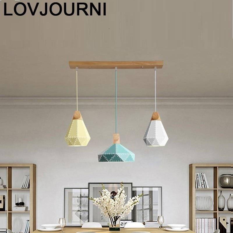 Design Lampara Techo Colgante Moderna Lustre E Pendente Para Sala De Jantar Suspension Hanging Lamp Luminaire Suspendu Hanglamp