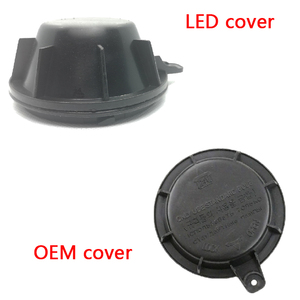 Image 4 - 1 pc for kia Sorento Front lamp dust boot Lamp accessories Bulb trim panel Lamp shell Xenon lamp LED bulb extension dust cover
