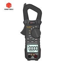 Mini Digital Display Ac/dc Clamp Multimeter Current Voltage Ohm Temp Capacitance Tester Ammeter цена 2017