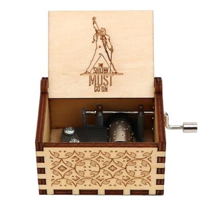 VIP3 деревянный ящик - Цвет: Queen05