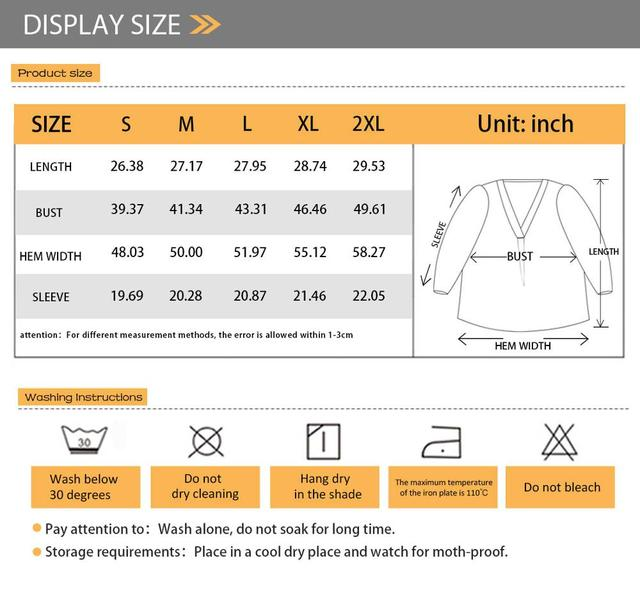 FORUDESIGNS Large Size Colorful Flower Pattern Tops and Blouses Casual Loose V-Neck Shirts Female Clothes 6