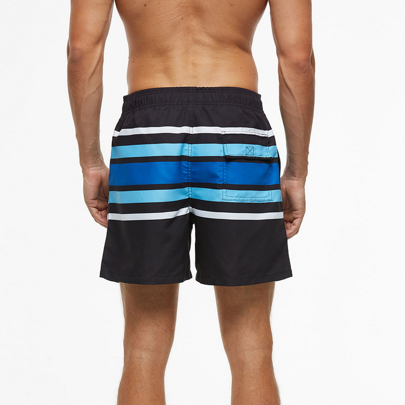 Men Board Shorts Swimtrunks Seals Under The Blue Water Animals Novelty Exercise Beach Summer with Pockets