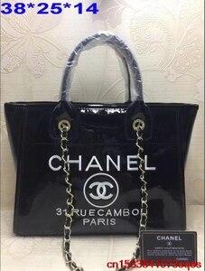 Luxury Designer Brand Chanel- Handbag Shoulder Bags Women Messenger Bag Bolsa Feminina Handbags C46