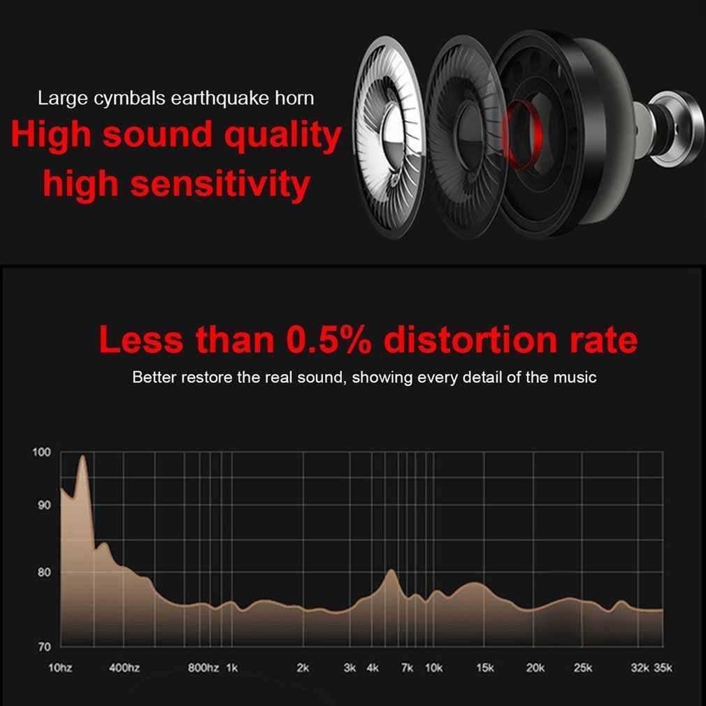 אופנה H6 משחקי אוזניות עמוק בס מחשב משחק אוזניות עם מיקרופון LED אור עבור מחשב מחשב גיימר