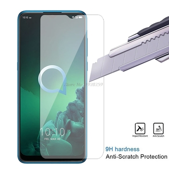 2PCS For Alcatel 3X 2019 5048 Tempered Glass 9H Protective Film Explosion-proof Screen Protector For Alcatel 3X 5048Y 2019 Glass image