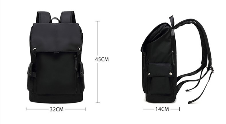 6 travel backpack