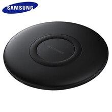 SAMSUNG EP P1100 S10 Schnelle QI Drahtlose Ladegerät 10W Schnell Lade Pad Für Galaxy S10 pixel 3 4 XL für SONY Xperia Z3V Z4V XZ 2 3