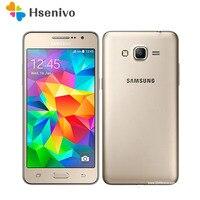 Samsung Galaxy Grand Prime G530 G530H Original Refurbished Unlocked Cell Phone Quad Core Dual Sim 5.0 Inch TouchScreen
