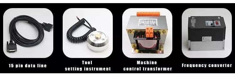 de gravura do eixo para a máquina de trituração do roteador cnc