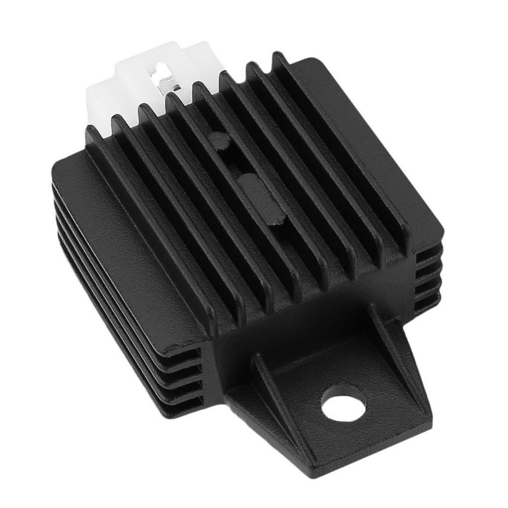 90cc 110cc <font><b>125cc</b></font> 140cc 200cc <font><b>Pit</b></font> Dirt Quad <font><b>Bike</b></font> For ATV Motorbike Motorcycle 4 Pin Voltage Regulator Rectifier image