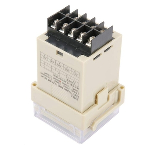 Image 4 - HFES ZN48 AC220V Digital Time Relay Counter Multifunction Rotating Speed Frequency Meter