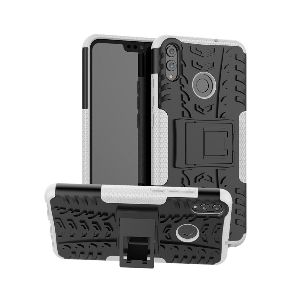 Coque Anti-chute pour téléphone Huawei Honor Nova 3i P Smart Plus 8S 8C 10 10i 20i Y6 8A V20 Y5 Y7 Pro Lite 2019 housse de béquille