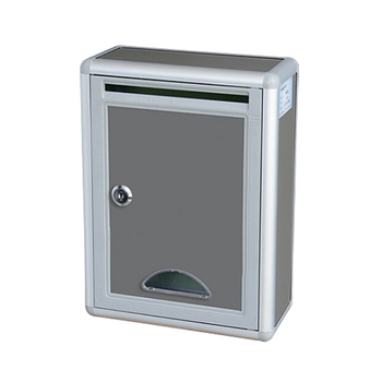 Mailbox Outdoor Security Locking Mailbox Letter Box Suggestion Box Newspaper Mail Letter Post Home Balcony Garden Decoration european style villas mail outdoor wall newspaper boxes wall pastoral retro hot new mail box mailbox