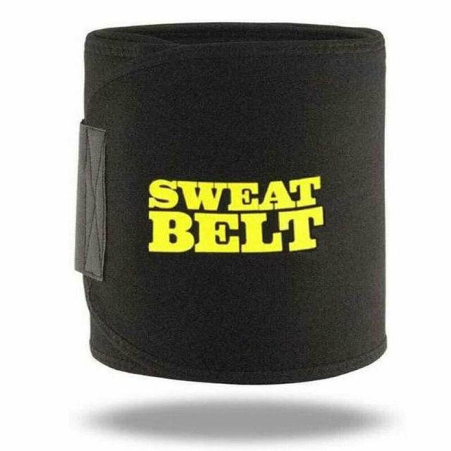 Belt Men Sweat Shaper Body Neoprene Sport Corset Waist Sauna Women Belly Trainer 5
