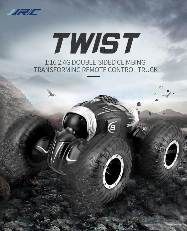 RC Off Road Twist Car 7
