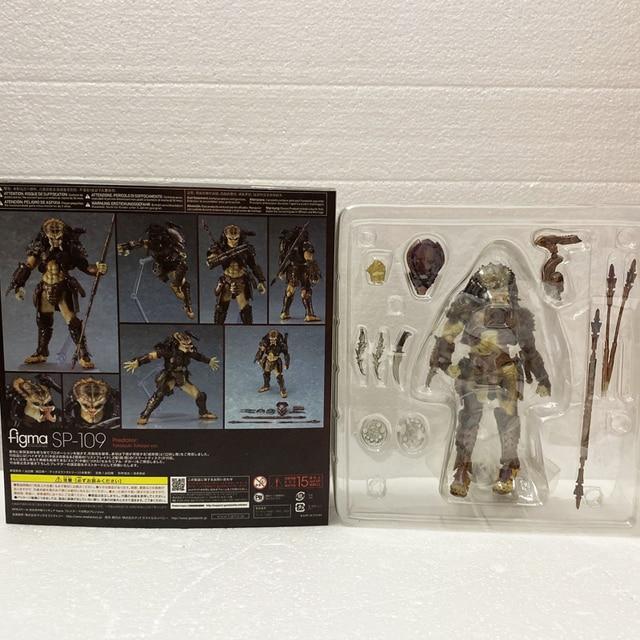 Figma SP-109 10th Alien VS prédateur figurine jouet poupée cadeau pour les enfants