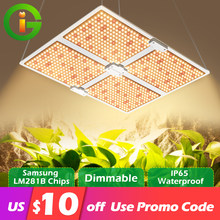 Samsung LM281B Quantum LED Grow Light 400W 600W Full Spectrum Phyto Lamp For Greenhouse Hydroponic Plant Growth Lighting