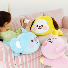 Stuffed Doll Plush-Pillow-Toys Bunny Star Girlfriend Anime Koala Baby Kpop Kawaii Gift