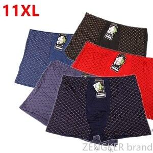 Image 1 - גברים של לטיסה בוקסר kingsize גדול וגבוה גדול במיוחד גדול זכר תחתונים בתוספת גודל bountyless מכנסיים 11x 9XL 10XL