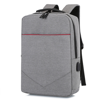 oxford cloth backpack with…