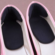 Облегчающие боль подпяточники для обуви, поддерживающие клейкую стельку, снижающие усталость, дышащие, комфортные, силиконовые, для здоровья, разноцветные