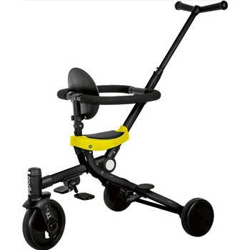 2019 New children's tricycle bicycle balance car Ride On Toys Baby Tricycle Children Folding Bike Kids Scoote 2018 new real kids light scooter child four round wheel folding bike slide block flash 4 wheels outdoor toys 2 15years bicycle