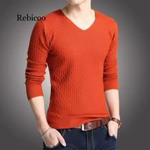 Fast shipping New Fashion  Spring Autumn men Wool Pullover  Man Sweaters Pullovers