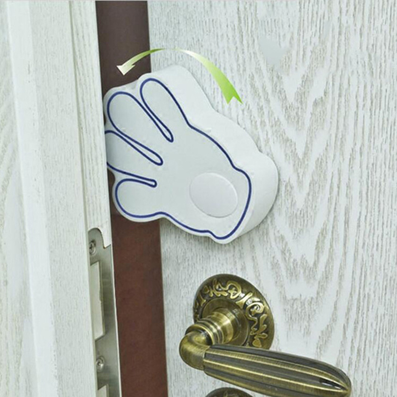 Baby Child Safety Lock Kids Child Hand Shape Door Lock Children Protection Cabinet Locks Cupboard Kids Security Door Lock