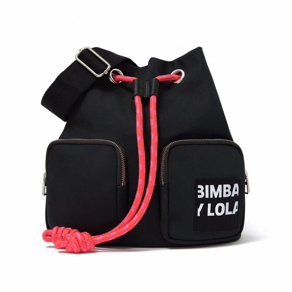 KEDANISON women bucket bag bimbaylola handbag bimba y lola crossbody bag