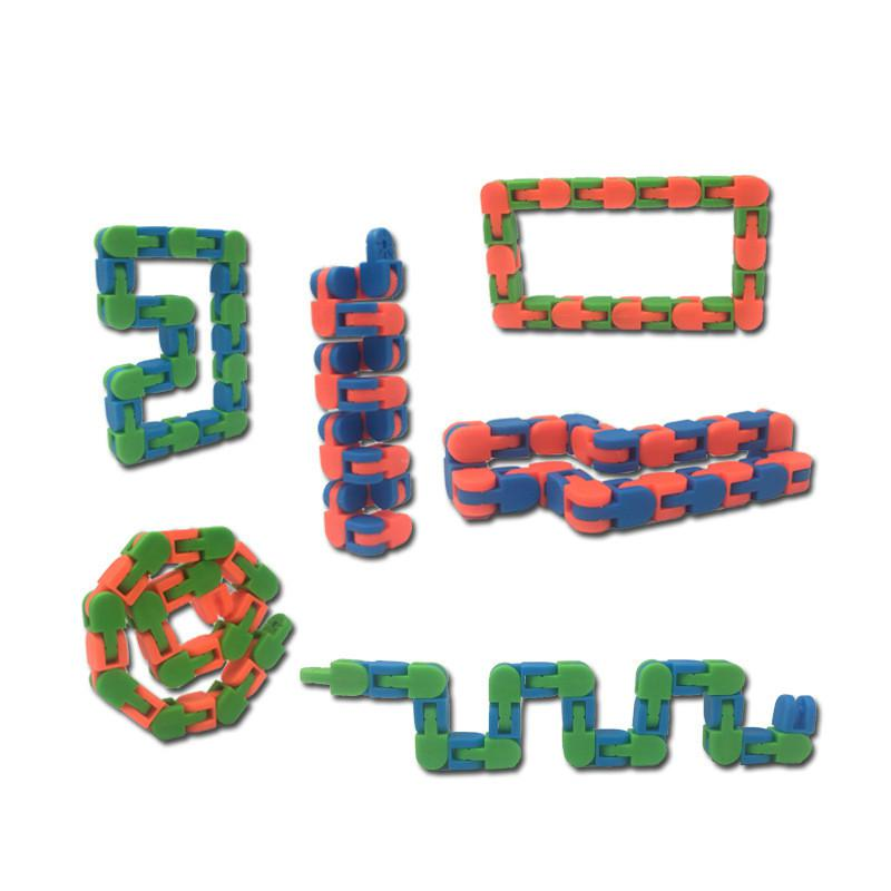 Suit-Set Fidget-Toy Stress Funny Combination Extrusive-Solving Various-Styles Hot-Selling img3