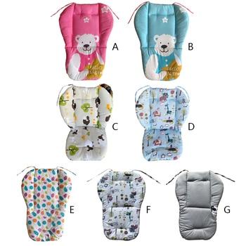 WEIXINBUY Baby Kids Highchair Cushion Pad Mat Booster Seats Cushion Pad Mat Feeding Chair Cushion Pad Stroller Cushion Mat 1