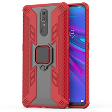 Predator mobile phone shell FOR:OPPO Reno F11 A9 ring bracket anti-fall set business case