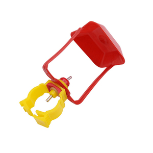 Image 3 - 40 Sets Of 25mm Chicken Nipple Drinker Hanging Cups Chicken House Drinking Water Cups Poultry Bird Cage Waterline