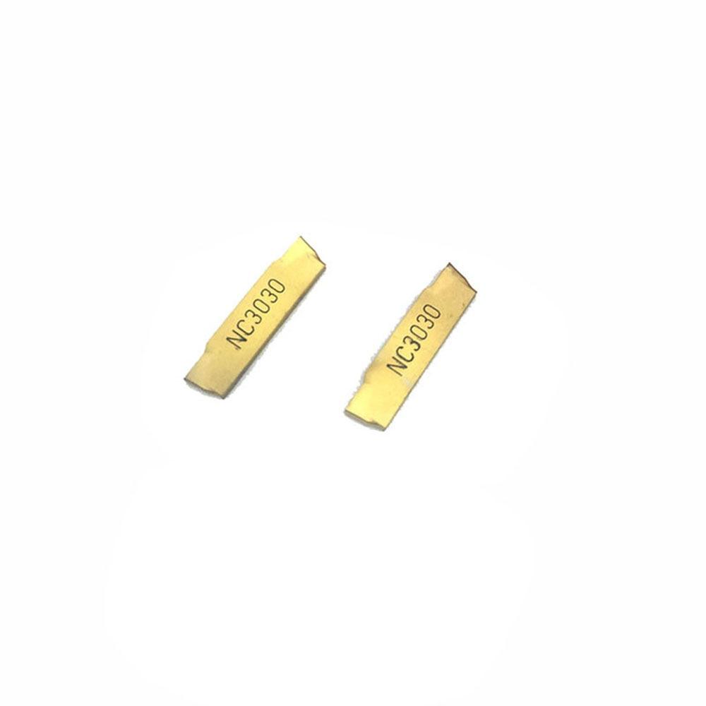 6024-3051 MGMN-200-G GRADE BPG20B-PVD CUT-OFF /& GROOVING INSERT