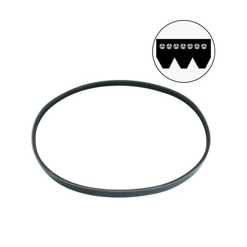 1 Piece 3 Ribbed Rubber Drive Belt 3PJ605 Replacement V-Belt For Thicknesser Planer Einhell TH-SP-204 W588 ERBAUER ERB052BTE