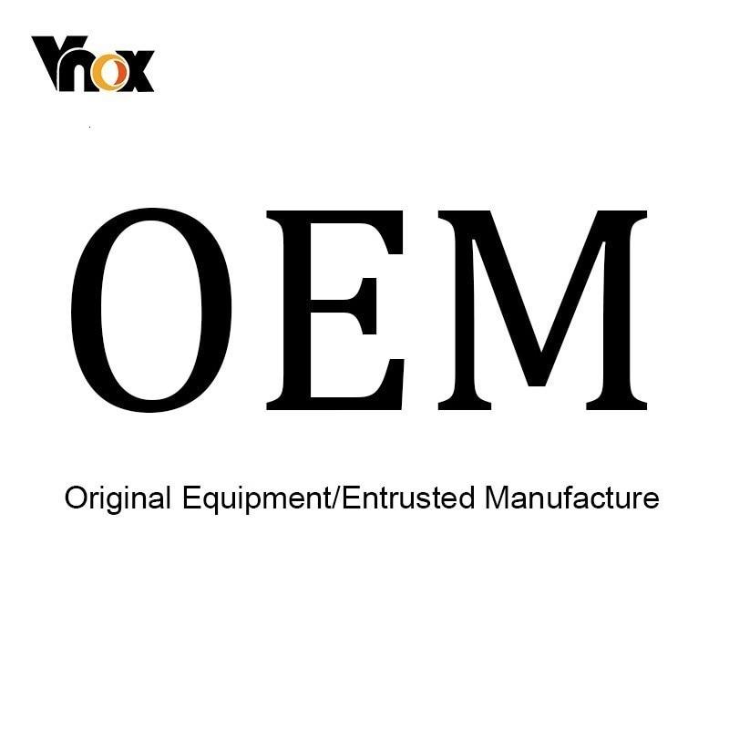 Les anneaux faits sur commande d'oem/ODM de soutien de Vnox place des bijoux comme votre exigé