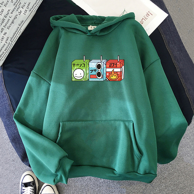 Dream Team Juice Boxes Hoodie Dream Smp Aesthetic Oversized Harajuku Sweatshirts Womens Unisex Graphic Long Sleeve Clothes Tops 2