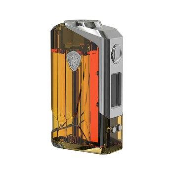 Rincoe – Jellybox 228w Mod TC Box 510 fil, alimenté par deux Batteries 18650, vapoteur de Cigarette électronique