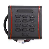 RT381 Rfid Access Control Keypad with 1000 Users+ 10 Key Fobs for RFID Door Access Control System|Access Control Kits| |  -
