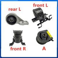 Suporte de montagem do motor do carro/suporte de montagem da transmissão da engrenagem para ford escape 3.0 kuga 2005 2007|Suporte do motor| |  -