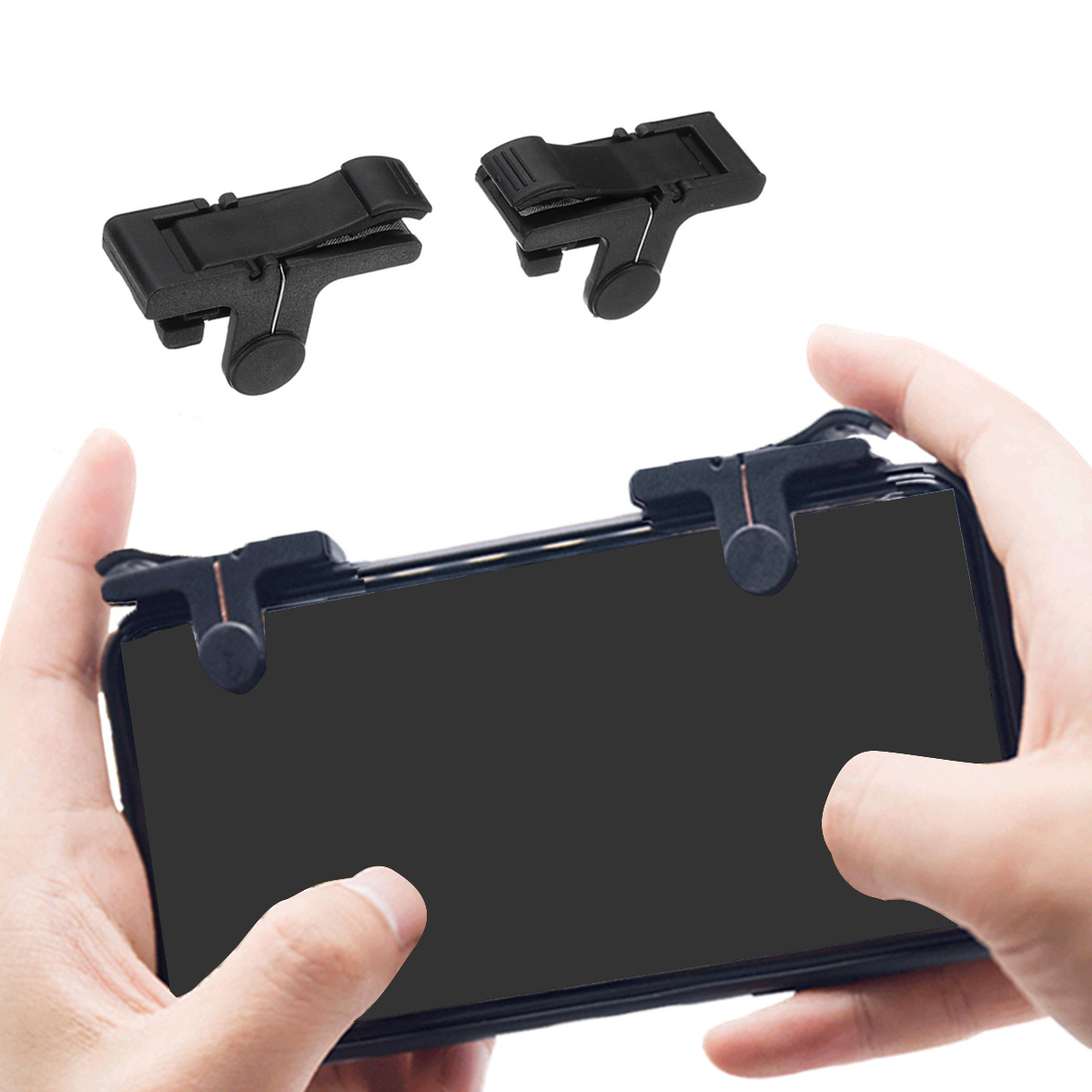 For PUBG Smartphone Gaming Trigger Games Button Aim Key L1 R1 Shooter Controller Joystick Gamepad for IOS Andriod