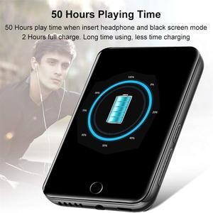 "Image 5 - M7 MP3 נגן 2.8 ""מסך מגע מלא נייד מיני 32GB Built בגדולה זיכרון HiFi מוסיקה נגן FM רדיו פדומטר וידאו נגן"