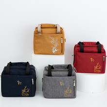 Large Capacity Car Cooler Bags Waterproof Oxford Portable Zipper Thermal Lunch Bags For Women Mommy Lunch Box Tote Food Bags New