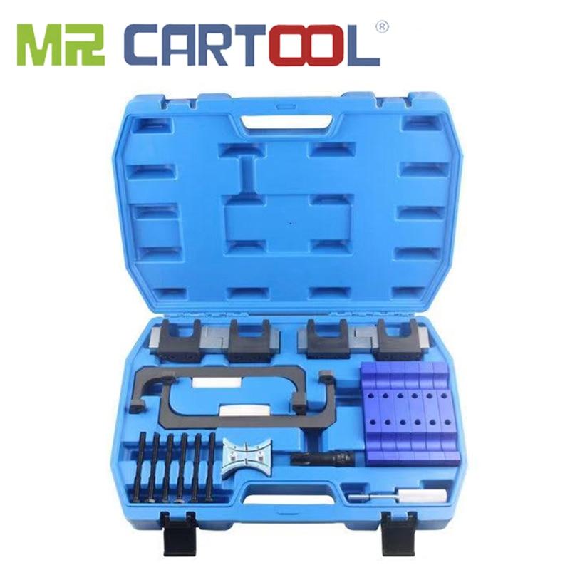MR CARTOOL Engine Timing Camshaft Locking Tool Set For Mercedes-Benz Maybach S560L M177 M178 M176 4.0 AMG C63 Car Repair Tool