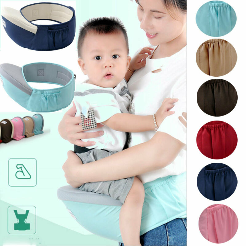 23x15x13cm New Baby Carrier Bag Waist Stool Walker Sling Belt Kid Infant Hold Hip Seat Safe Front Carry Back Carry Best Gift