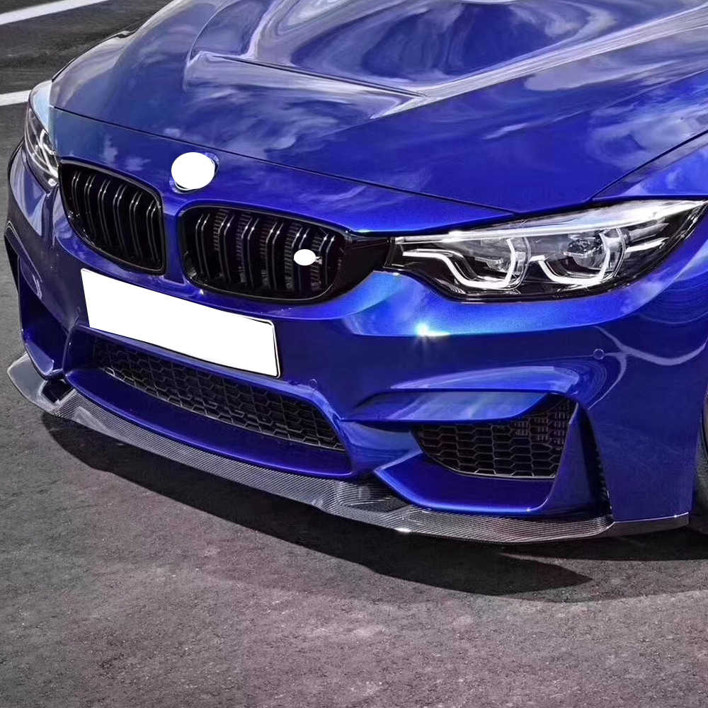 For Bmw F80 F82 F83 M3 M4//COMPETITION CS Style Carbon