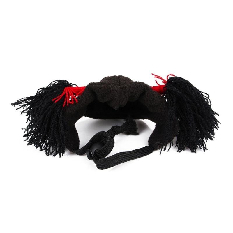 Adorable New Cute Pet Headdress Halloween Headwear Head Hooded Hat Cat Dog Funny Headgear