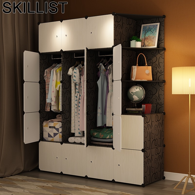 Armazenamento Dresser Kleiderschrank Rangement Chambre Guarda Roupa Mueble De Dormitorio Bedroom Furniture Closet Wardrobe