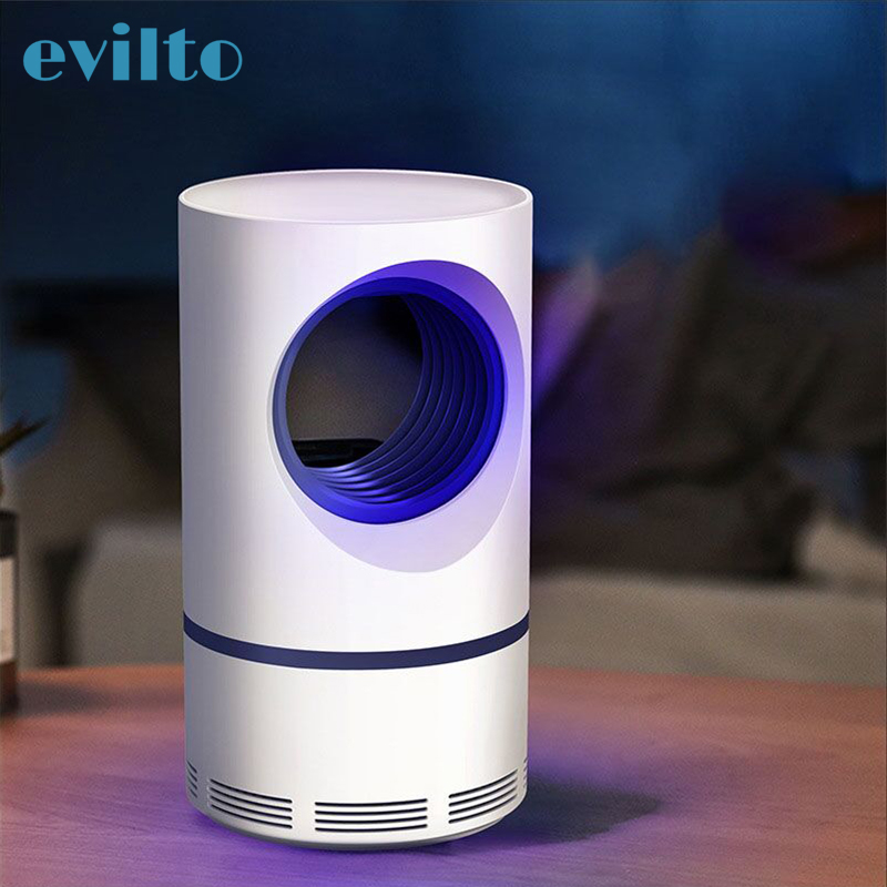 USB Electric Mosquito Lamp Usb Photocatalyst Mosquito Lamp Fly Repellent LED Night Light Home